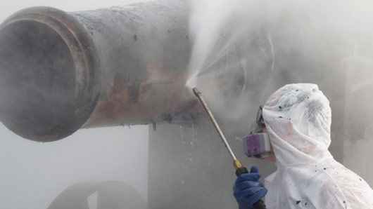 Metal corrosion Removal